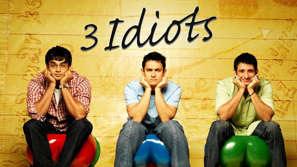 5 Point Someone vs 3 Idiots